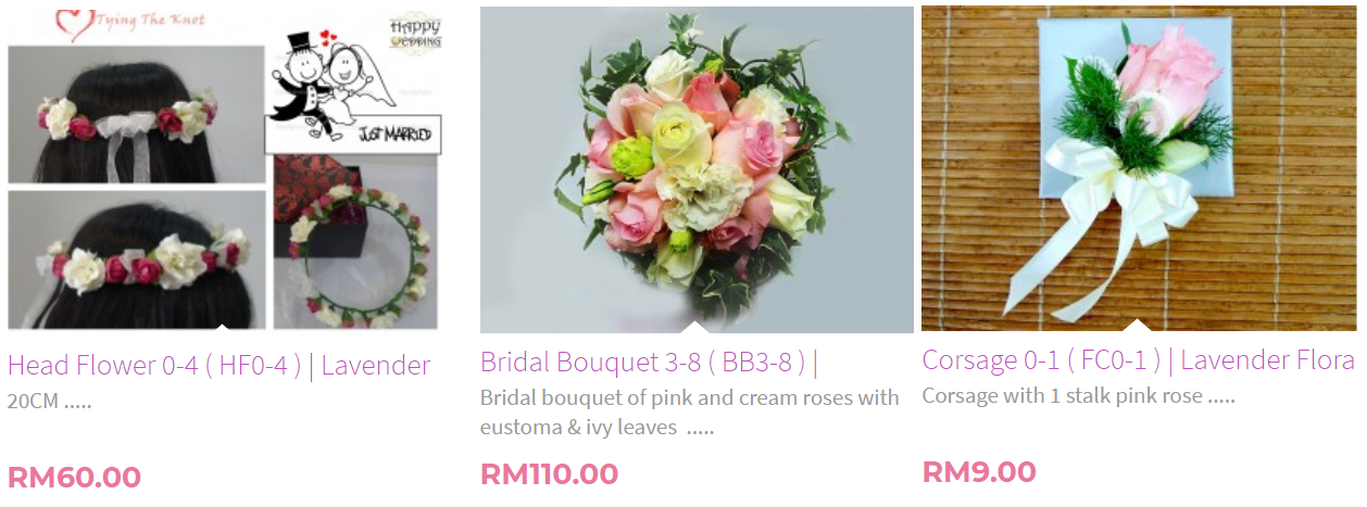 flower wreath price