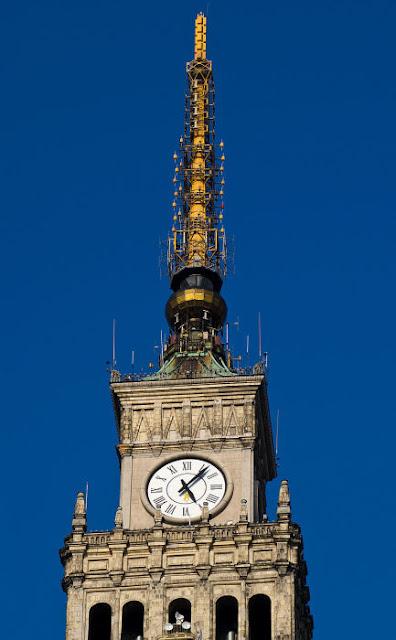 relógio foi instalado no século XX
