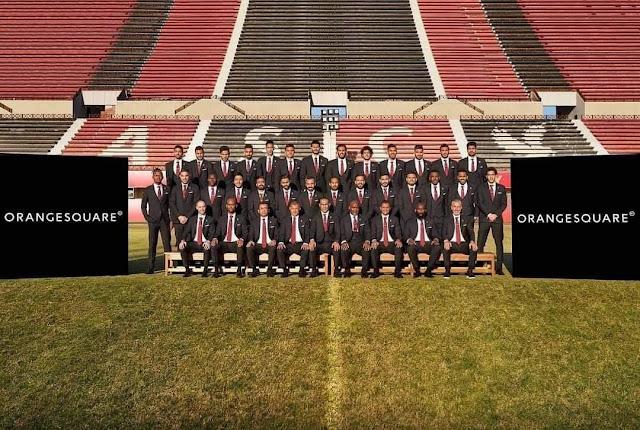 الصورة الرسمية للنادى الأهلى فى كأس العالم للأندية 2021