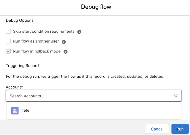 Salesforce Summer 21 Release Flows Preview