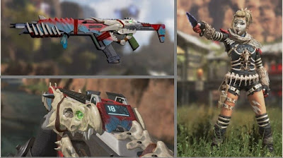 لعبة Apex Legends season 2
