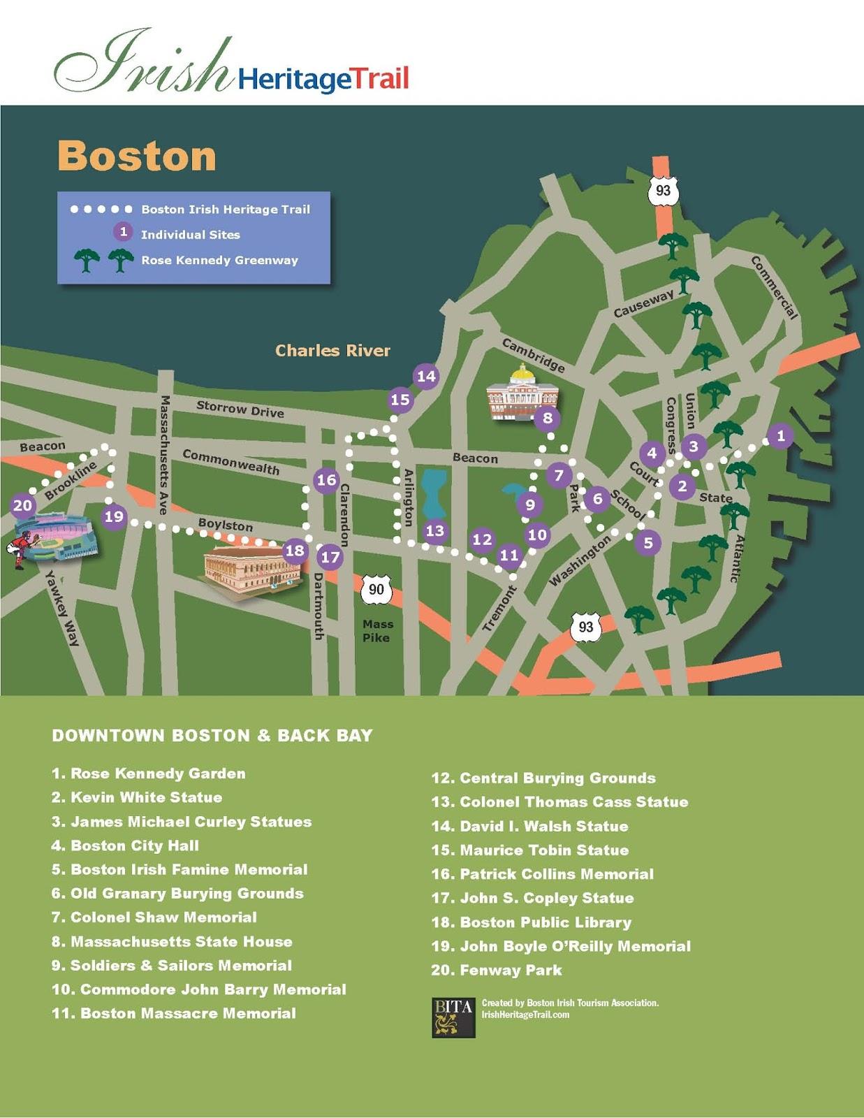Boston Tour Guide Association