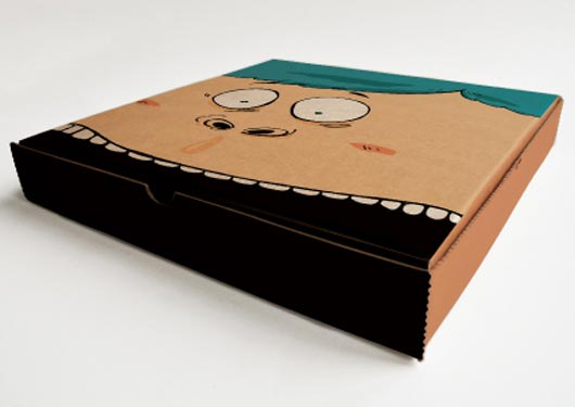 35 Creative Pizza Packaging Design Ideas - Jayce-o-Yesta