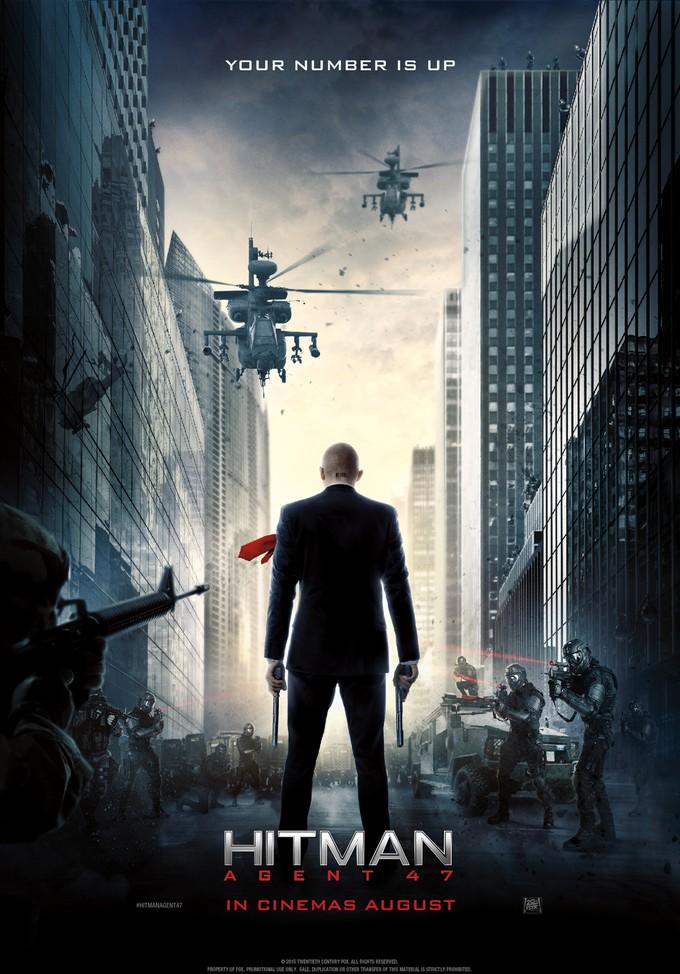 Hitman: Agent 47 ฮิทแมน สายลับ 47 [HD]