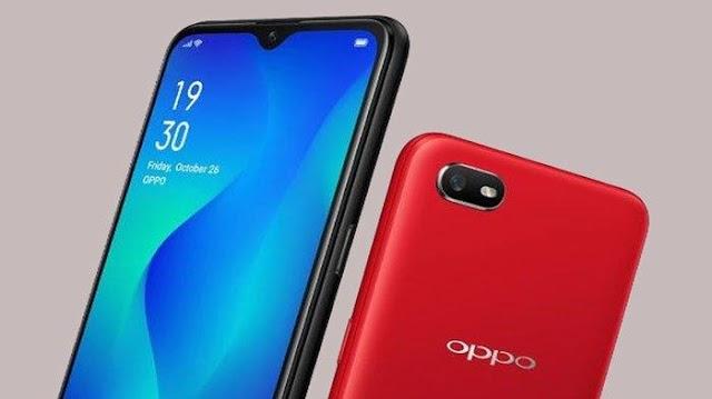 Spesifikasi Oppo A1K, Smartphone Terbaru Harga 1,8 Jutaan