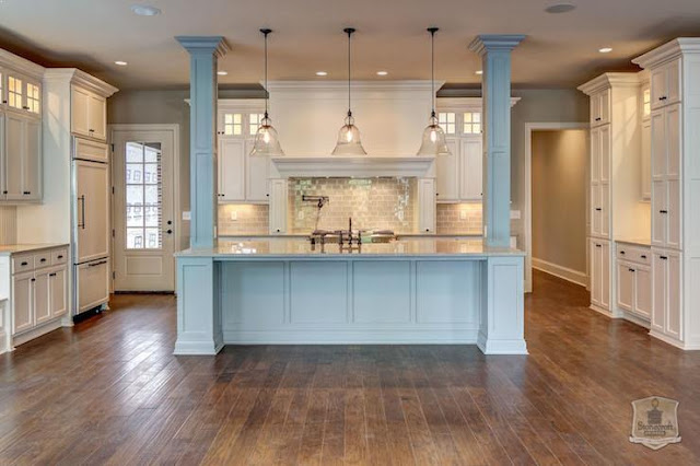 Kitchen Island With Columns kitchen island with columns | best kitchen ideas