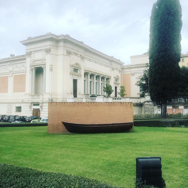 Art Scene in Rome