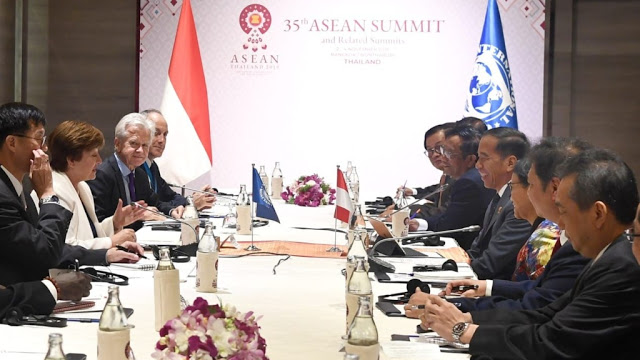 Jokowi Dapat Warning Dari IMF Dan Bank Dunia, Ini Pesannya
