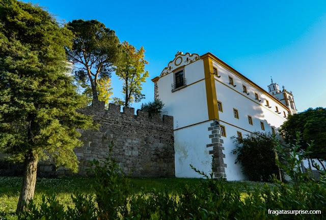 Cerca Velha, muralha de Évora, Portugal
