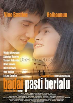 Sinopsis film Badai Pasti Berlalu (2007)