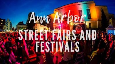 ANN ARBOR STREET FAIRS AND FESTIVALS