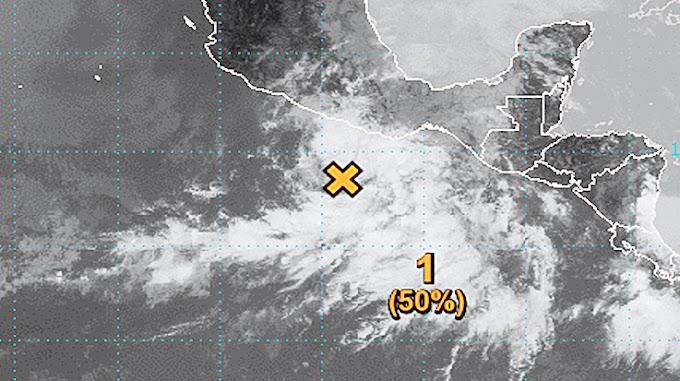 Nuevo posible ciclón amenaza costas de Chiapas