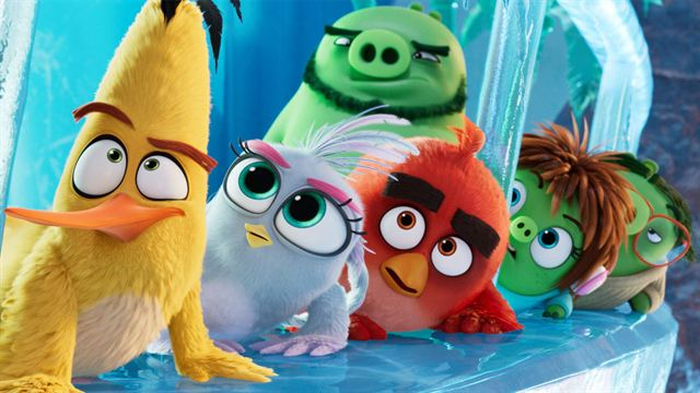 The Angry Birds Movie 2 Review | 3movierulz