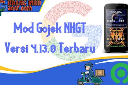 Mod Gojek Terbaru Gratis NH GTLOH Versi 4.13.0 Terbaru No Root Root