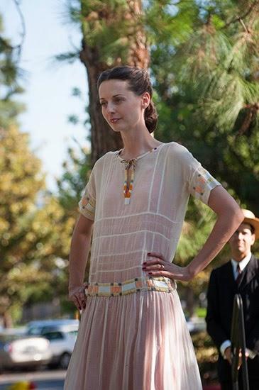 Ticket to the Twenties fashion show 1920s dress