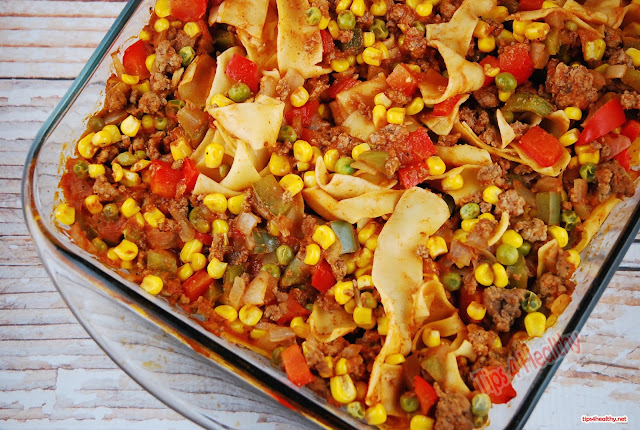 GROUND BEEF RECIPES HEALTHY