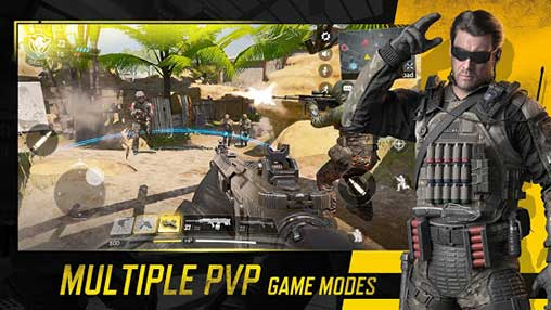 Mod + Data Call of Duty Mobile 1.0.3 Apk