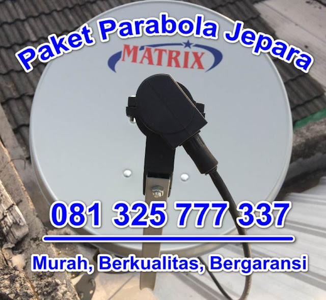 Parabola Mini Jepara