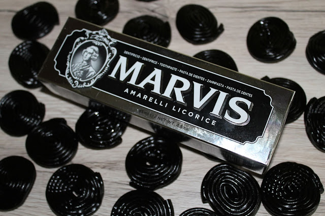 Dentifrice Amarelli Licorice - Marvis