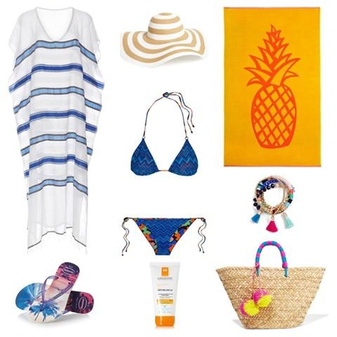 Day at the beach outfit - Ioanna's Notebook