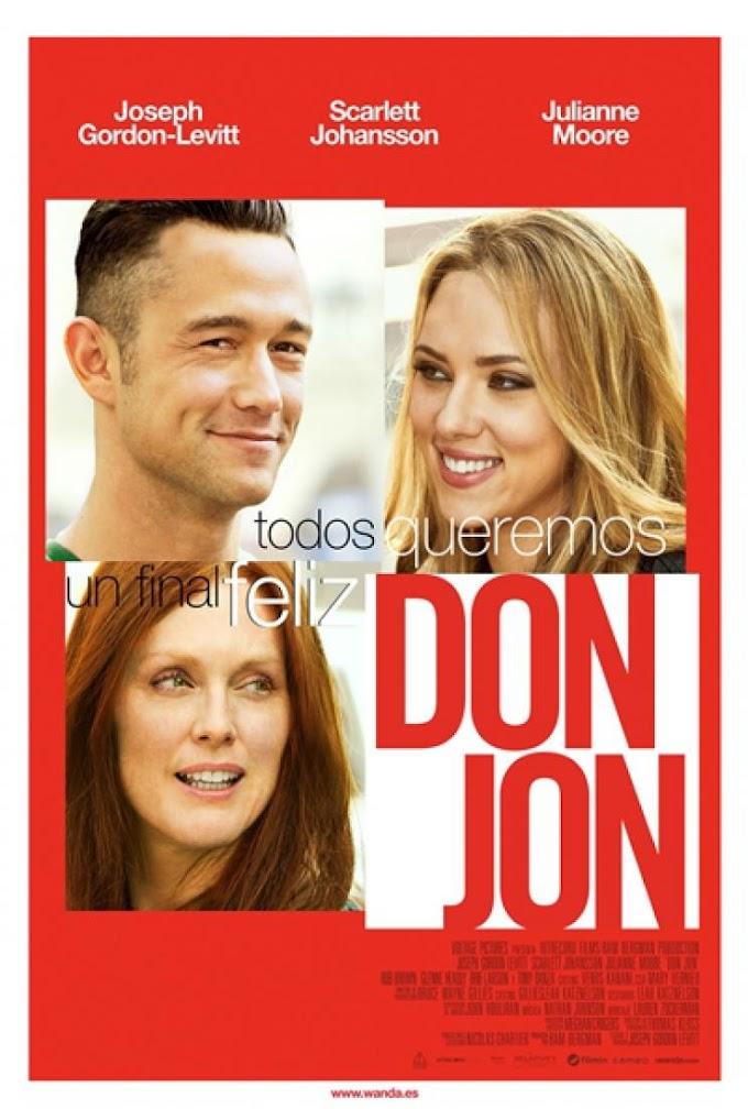 DON JON - UN ATREVIDO DON JUAN 2013 - HD ONLINE