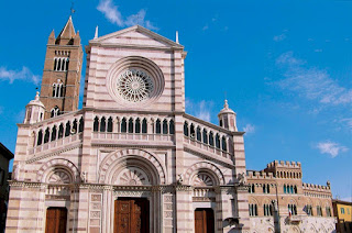 The Duomo of Grosseto