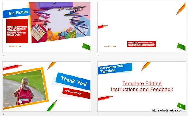 PPT Powepoint Pendidikan Terbaru
