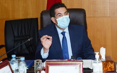 """وزير التربية الوطنية : حصيلة تجربة التعليم """"عن بعد"""" إيجابية ومحفزة حان وقت مأسستها"""