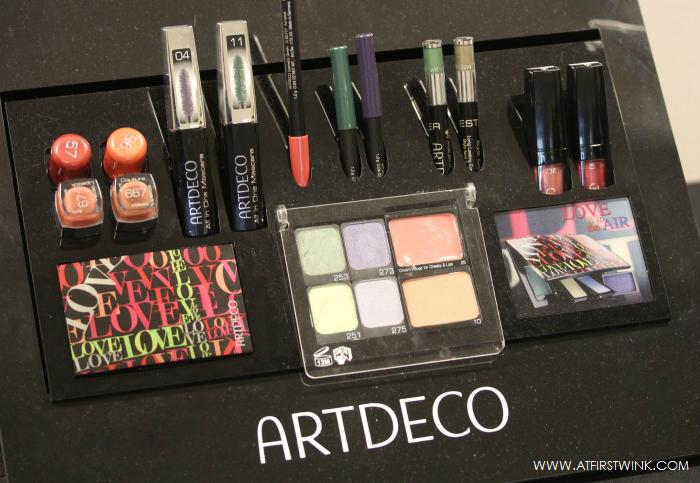 ARTDECO Spring/Summer 2014 collection