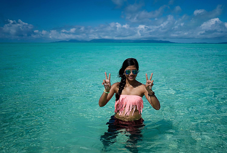 onuk island balabac philippines