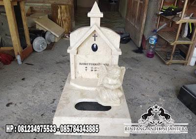 Model Batu Nisan Kristen Terbaru