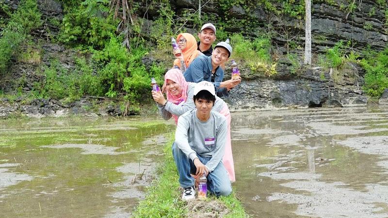 Desa yang Jauh - Desa Belae (feat Nafoura Kurma Water)