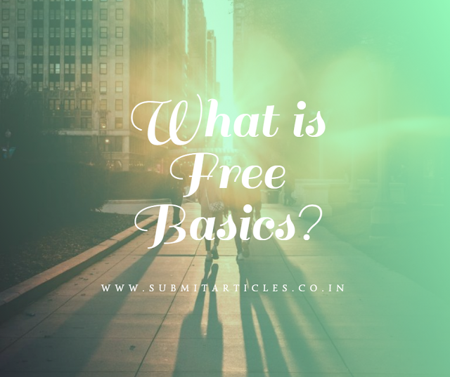 What is Free Basics?