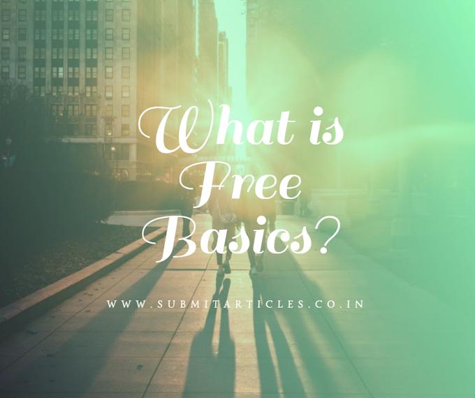 What is Free Basics?