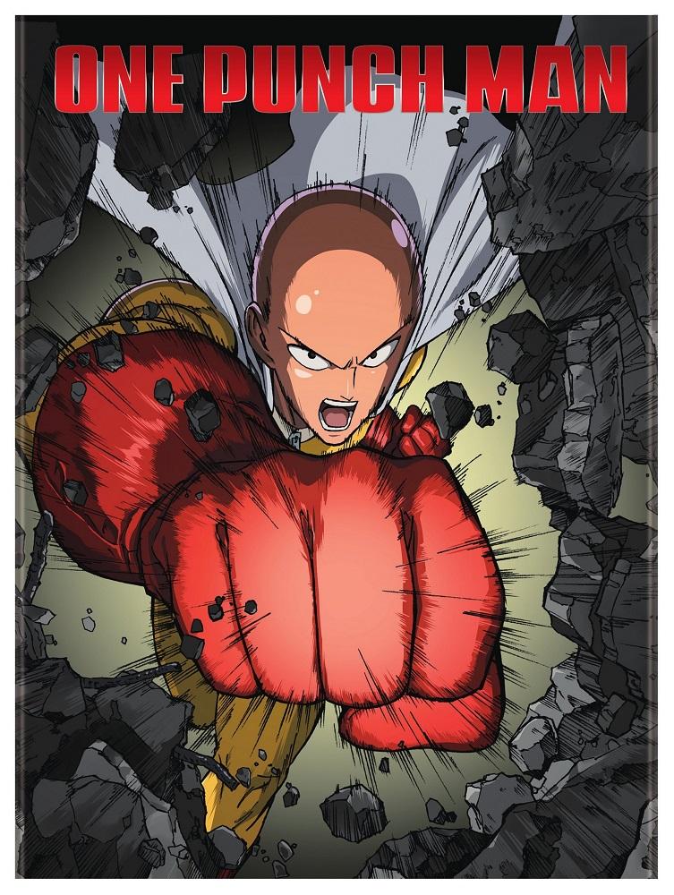 One Punch Man |12/12| |Latino/Castellano/Japones + Sub. Esp| |BD Ligero 720p| |Temp. 1| |Mega|