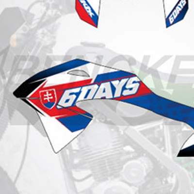 KLX 150 BF - SIXDays