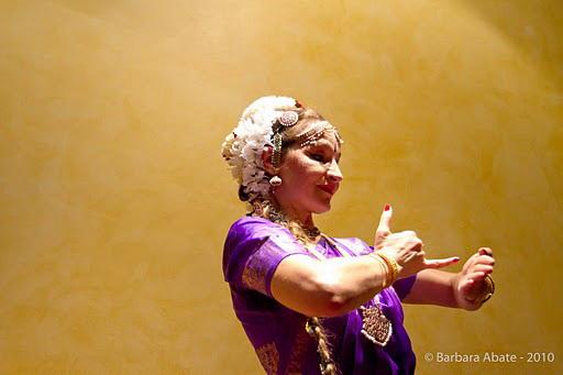 Danza Indiana Roma bharata natyam kuchipudi