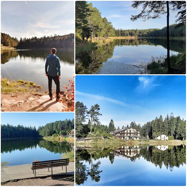 passeggiata lago santa colomba
