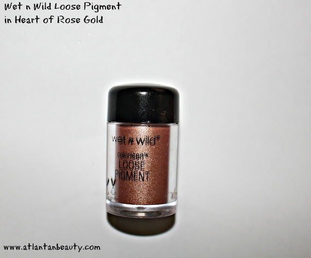 Wet n Wild Loose Pigment in Heart of Rose Gold