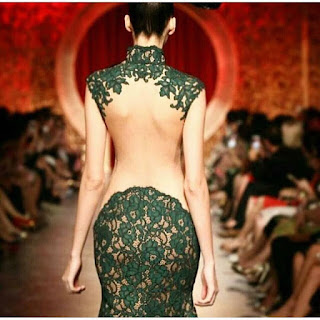 Latest Fashion - Emerald green makes me happy
