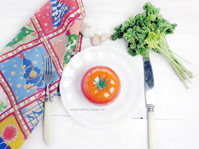Осветляющая томатная маска Tomatox Magic Massage Pack от TonyMoly / блог A piece of beauty