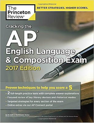 Cracking The AP English Language & Composition Exam, 2017 Edition PDF