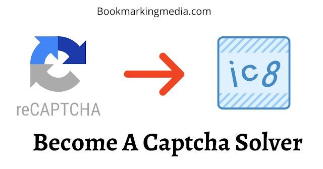 Become A Captcha Solver