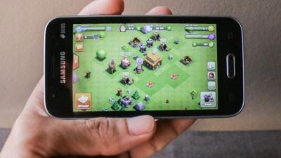 Game yang bisa dijalankan Samsung Galaxy J1 Mini