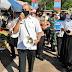 Pemkab Muba bersama TNI-POLRI Perkuat Prokes di Pasar Tradisional