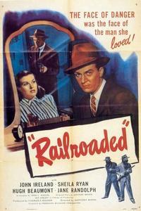 Watch Railroaded! Online Free in HD