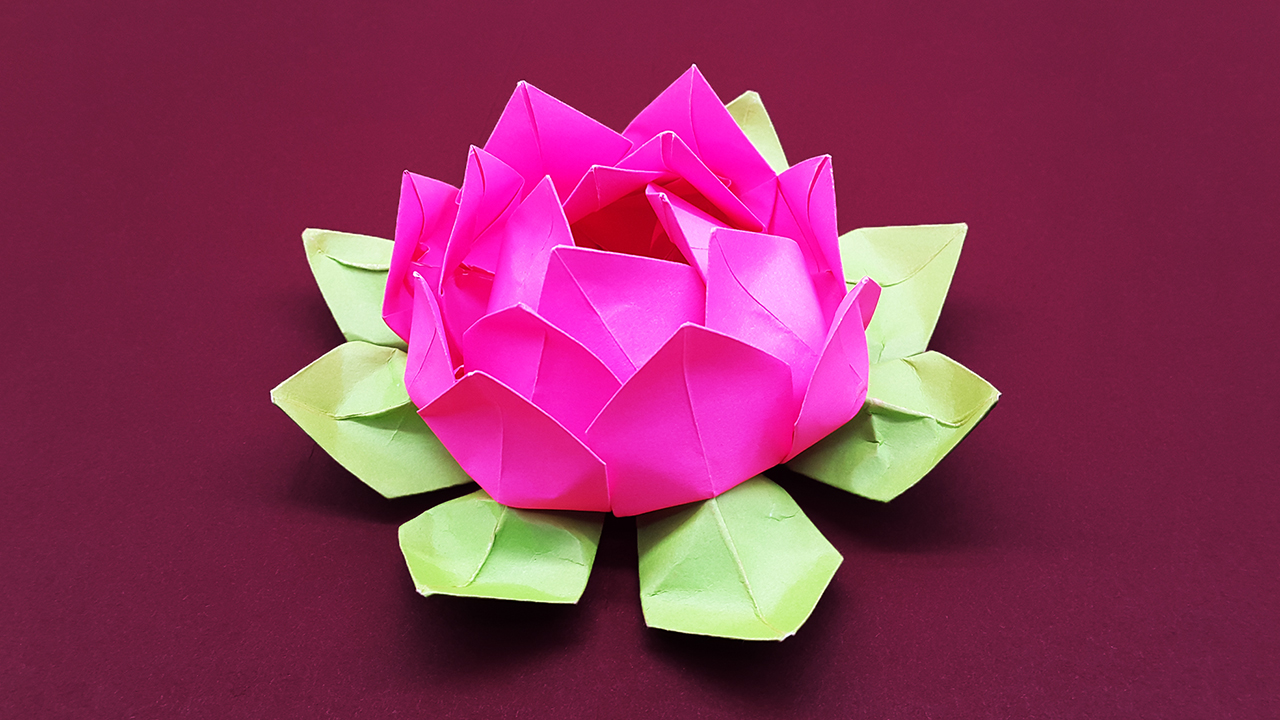 Colors Paper Diy Paper Flower Tutorial Step By Step Beautiful