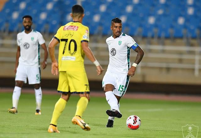 ملخص اهداف مباراة الاهلي والتعاون (1-1) الدوري السعودي