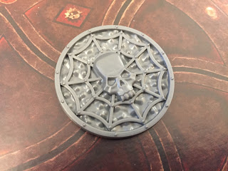 The first player marker from Necromunda: Underhive.