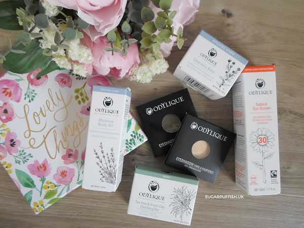Discovering more from Odylique Natural and Organic Skincare and Makeup
